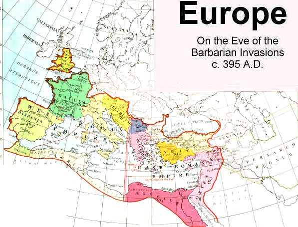 Eve of Germanic Invasions